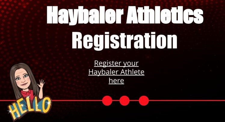 Athlete Registration Video Link