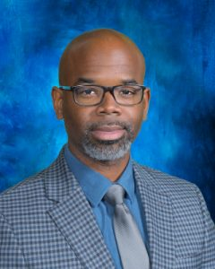 Emmanuel Nelson, Director of Student Support Services